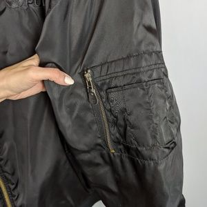 South Pole Jackets & Coats - South Pole Men's black jacket